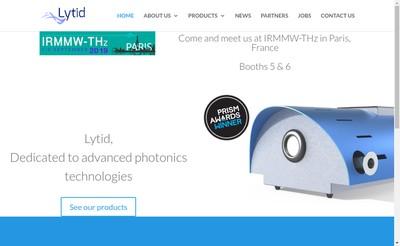 Site internet de Lytid