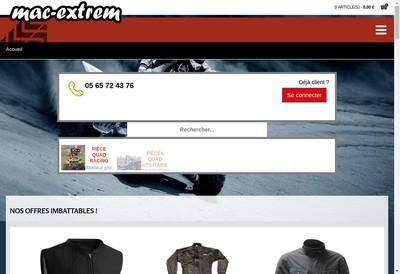 Site internet de Mac-Extrem