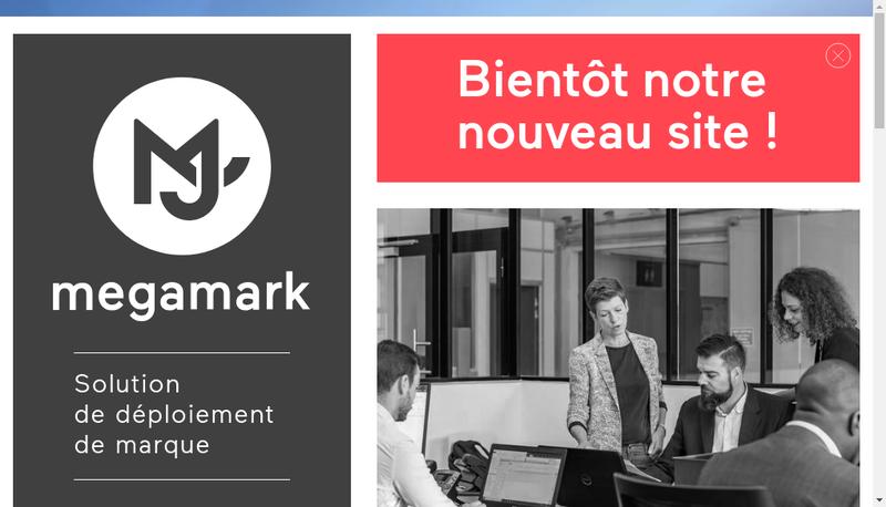 Capture d'écran du site de Bakonex
