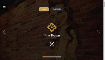 Site internet de Mme Shawn