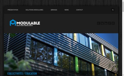 Site internet de Modulable