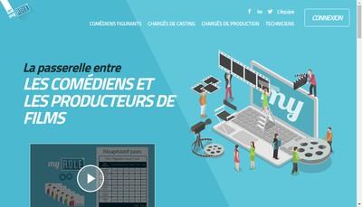 Site internet de Myrole