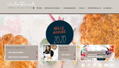 Site internet de La Belle Epoque-Nicolas Bernarde