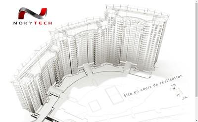 Site internet de Nokytech