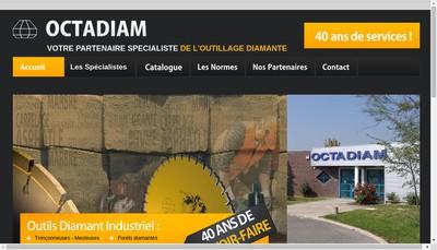 Site internet de SA Octadiam