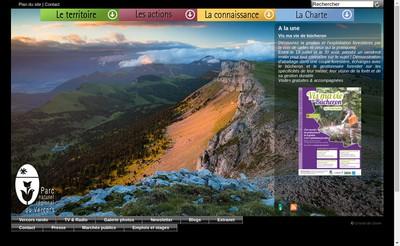 Site internet de Centre Perman Initiation Environ Vercors
