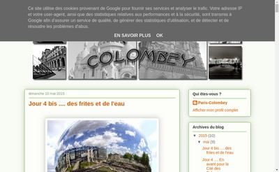 Site internet de Colombey