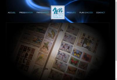 Site internet de Armel Henry Philatelie Plus