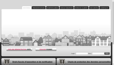 Site internet de Pigimmo