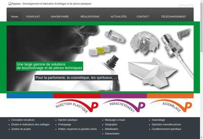 Site internet de Pijaplast