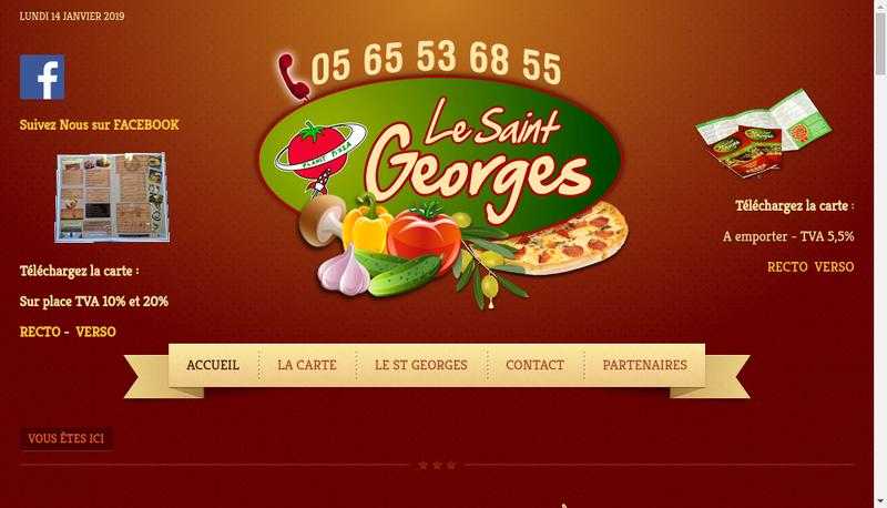 Capture d'écran du site de Brasserie de Paris Fondee en 2002