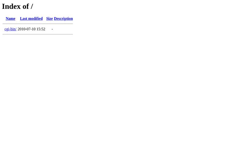 Capture d'écran du site de Polygone Cao