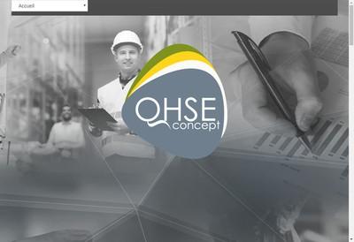 Site internet de Qhse Concept