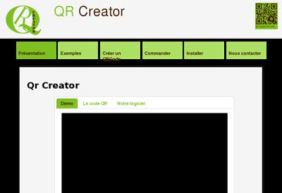 Capture d'écran du site de Loury On Line