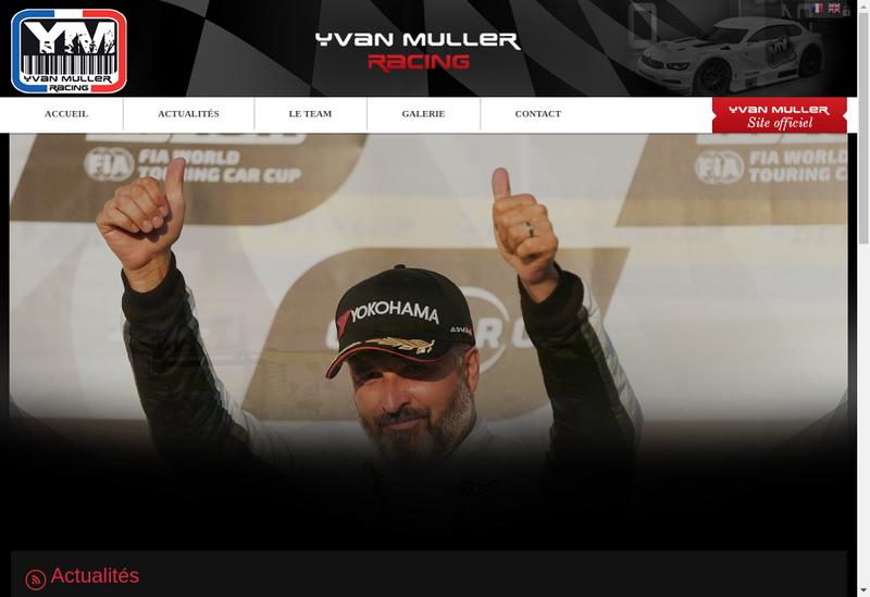 Capture d'écran du site de Mediacom Presse Mediacom Corporate