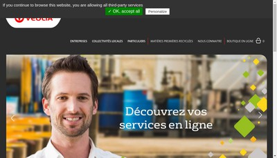 Site internet de Cgea Onyx
