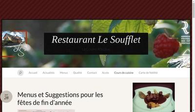 Site internet de Le Soufflet
