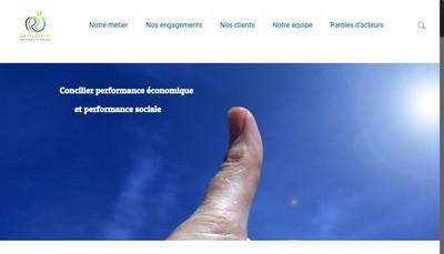Site internet de Rri Revelateur de Richesses Immaterielles