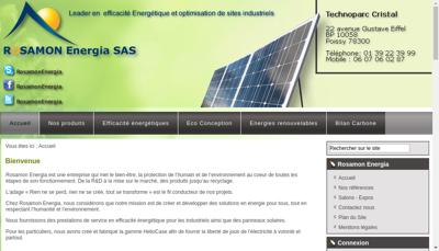 Capture d'écran du site de Vip Informatique/Cementeco/Mpe Media/R