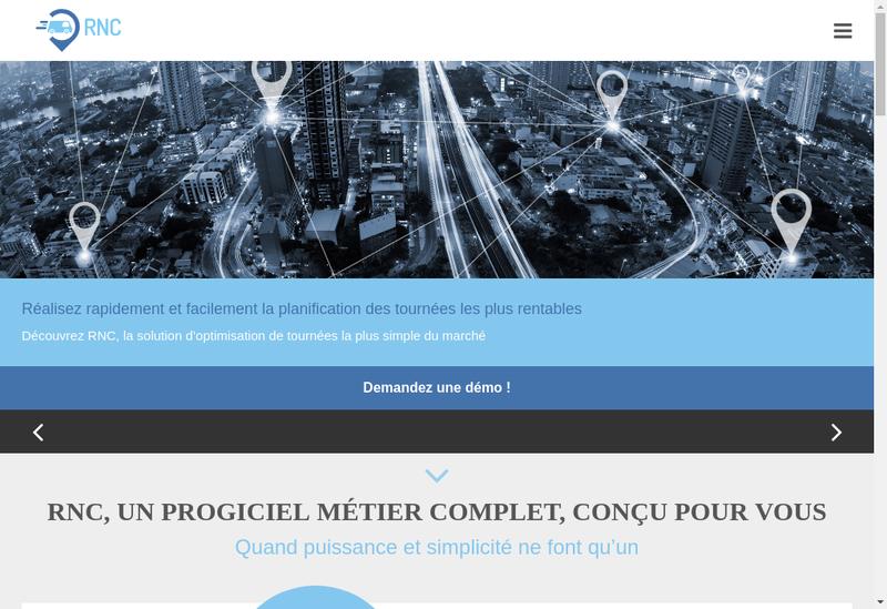 Capture d'écran du site de Openlite