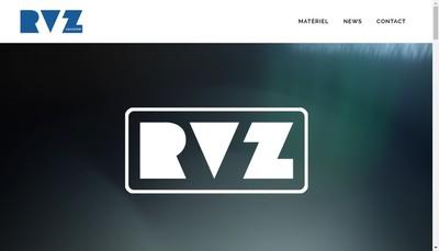 Site internet de RVZ