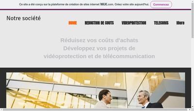 Site internet de 2Ccom