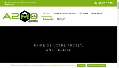 Site internet de A2Mo