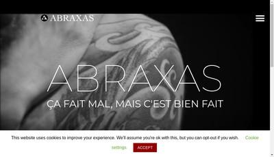 Site internet de Abraxas Neuilly