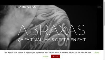 Site internet de Abraxas