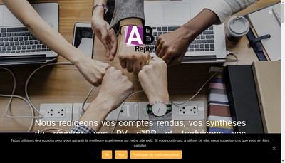 Site internet de Ab Report