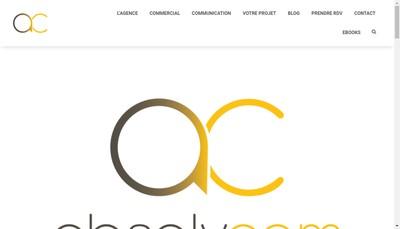 Site internet de Absolycom