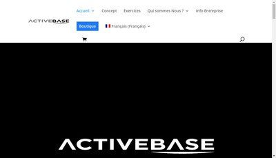 Site internet de Active Base SAS