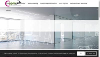 Site internet de Ccom