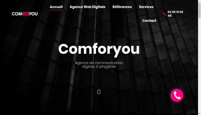 Site internet de Comforyou