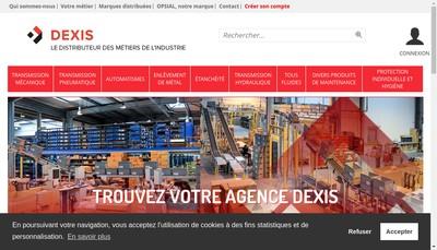 Site internet de Demay Lesieur
