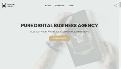 Site internet de Tasch