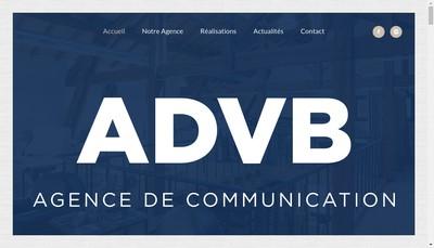 Site internet de Agence Advb