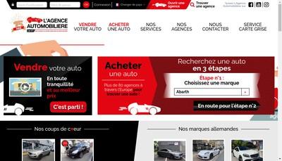 Site internet de Fabjy