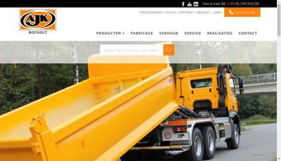 Site internet de Ajk France