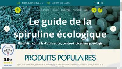 Site internet de Spiru Fr