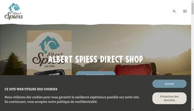 Site internet de Euro Gourmet