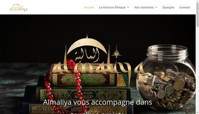 Site internet de Al Maliya