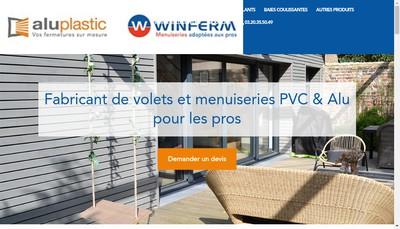 Site internet de Winferm