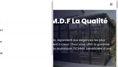 Site internet de Atelier de Metallerie Deu et Forgeneuf