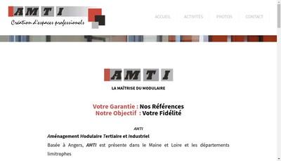 Site internet de Amti