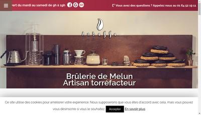 Site internet de Anbassa