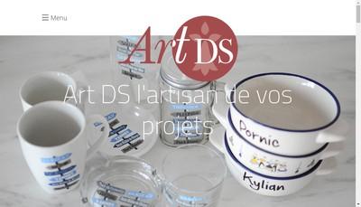 Site internet de Art Ds