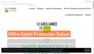 Site internet de Olivier Lichtle