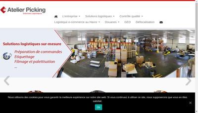 Site internet de Silveha - Origane - Alfeor