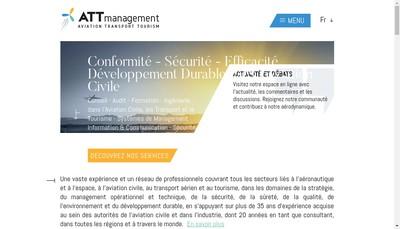 Site internet de Att Management